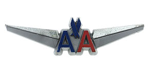 American Airlines Wings (Misprint)