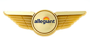 Allegiant Air Wings