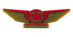 Air Canada Wings (Red)