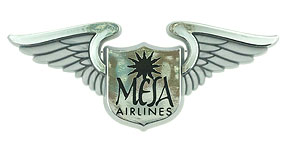 Mesa Airlines Wings