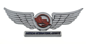 American International Airways Wings