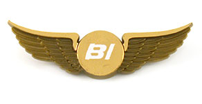 Braniff International Airways Wings
