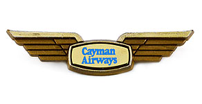 Cayman Airways Wings