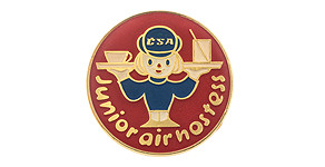 Czech Airlines Junior Air Hostess Wings