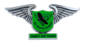 Grand Canyon Airlines Air Grand Canyon Family Air Tour Wings