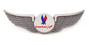 American Eagle Wings