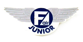 Fischer Air Junior Wings