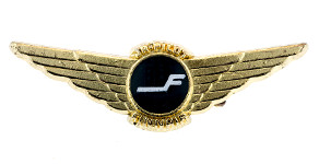 Finnair Jr. Pilot Wings