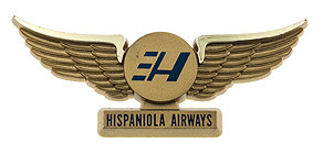 Hispaniola Airways Wings