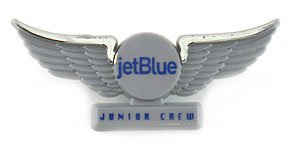 jetBlue Junior Crew Wings