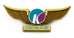 Kiwi International Air Lines Wings