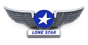 Lone Star Airlines Wings