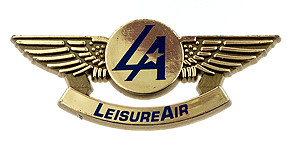 LeisureAir Wings