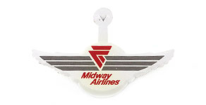 Midway Airlines Wings