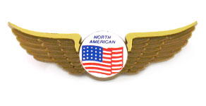 North American Airlines Wings