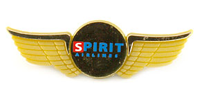 Spirit Airlines Wings