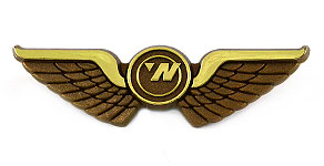 Northwest Airlines Wings