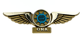 Overseas National Airways Wings