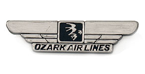 Ozark Air Lines Wings