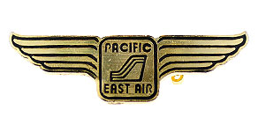 Pacific East Airlines Wings