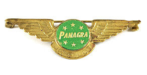 Pan American-Grace Airways Jr. Pilot Wings