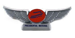 Presidential Airways Presidential Material Wings
