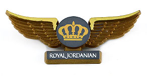 Royal Jordanian Airlines Wings