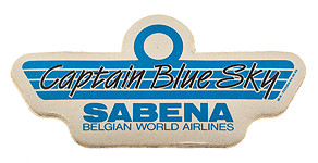Sabena Captain Blue Sky Wings