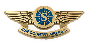 Sun Country Airlines Wings