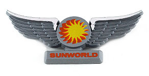 Sunworld International Airways Wings