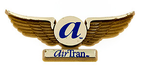 AirTran Airways Wings (service mark)