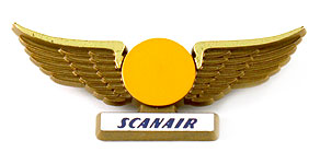 Scanair Wings