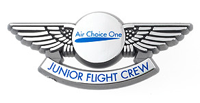 Air Choice One Junior Flight Crew Wings
