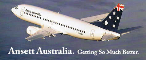 Ansett Australia. Getting So Much Better.