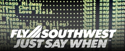 Fly Southwest - Just Say When