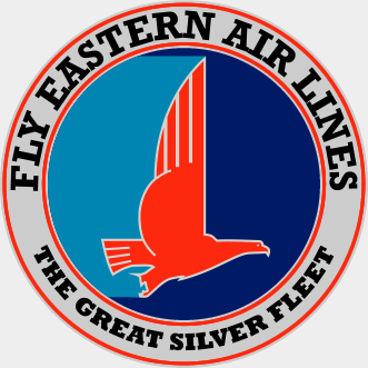 Eastern Air Lines logo from 1936 to 1960