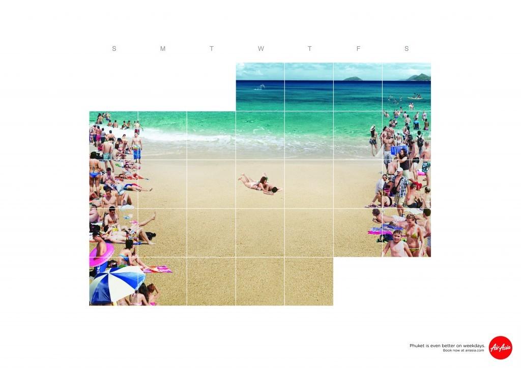 Beach — Thai AirAsia